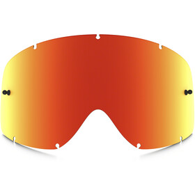 Oakley MX O Frame Accessory Lenses fire iridium